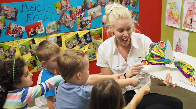 Kindalin Exclusive Preschool Program – Preparing them for a lifetime of growing & learning
