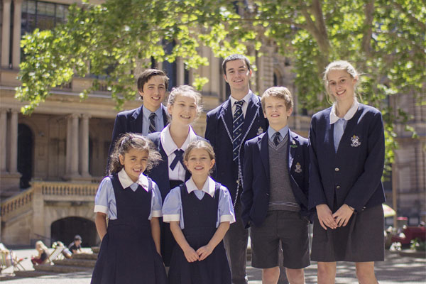 St Andrew's Cathedral School